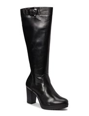 Long Dressy Boot SON14 - Black