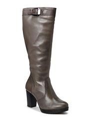 Long Dressy Boot SON14 - Grey