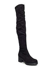 Overknee Boot - BLACK
