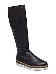 Long Cleated Boot JAS17 - BLACK 2