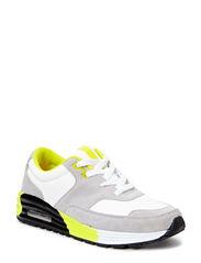 Mixed sneaker DJF15 - Grey