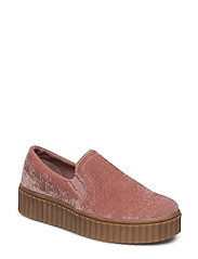 Velour Loafer JAS17 - ROSE