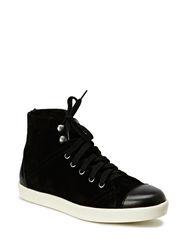 Warm Sneaker SON14 - Black