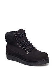Cleated Warm Boot JAS17 - BLACK