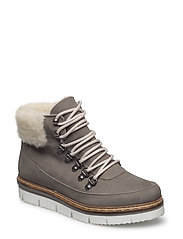 Cleated Warm Boot JAS17 - GREY