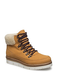 Cleated Warm Boot JAS17 - MUSTARD