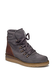 Warm Hiking Boot JAS17 - GREY
