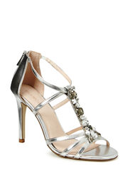 Deco Party Sandal DJF15 - Silver