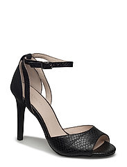 Stiletto Sandal AMJ17 - BLACK