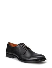 Clean Dressy Lace Shoe SON14 - Black