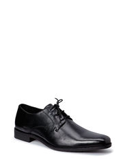 Clean Dressy Shoe DJF15 - Black