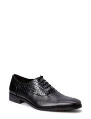 Dressy Lace Shoe MAM15 - Black 2