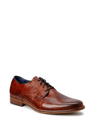 Smart Dress Shoe MAM15 - Mid Brown
