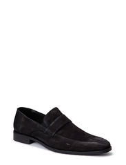 Simple Dressy Loafer DJF15 - Black