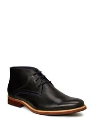 Classic Lace Boot SON14 - Black