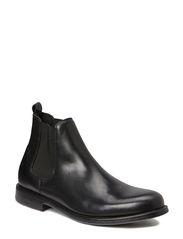 Nubuck Chelsea Boot SON14 - Black