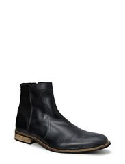 Basic Casual Boot DJF15 - Black