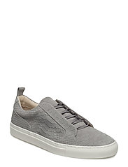 Inn, Embossed  Shoe JFM17 - GREY