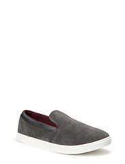 Clean Sporty Loafer JJA14 - Grey