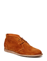 Casual Dessert Boot DJF15 - Light Brown