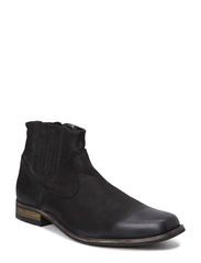 Western Boot DJF15 - Black