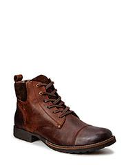 Casual Boot JJA15 - Dark Brown