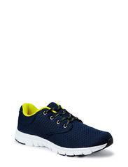 Noel Sneaker - Navy Blue