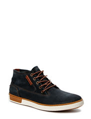 Effect Suede Hightop MAM15 - Navy Blue