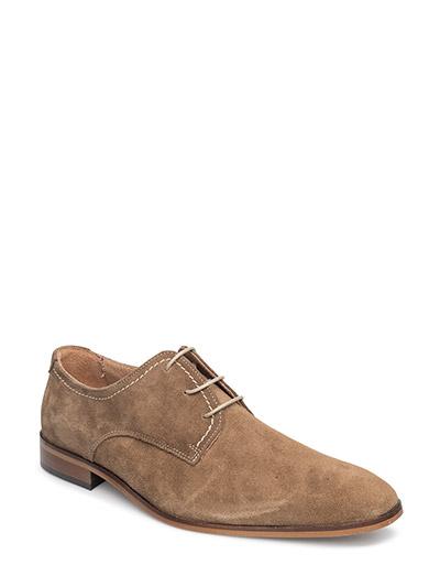 Dress Suede Shoe Djf16