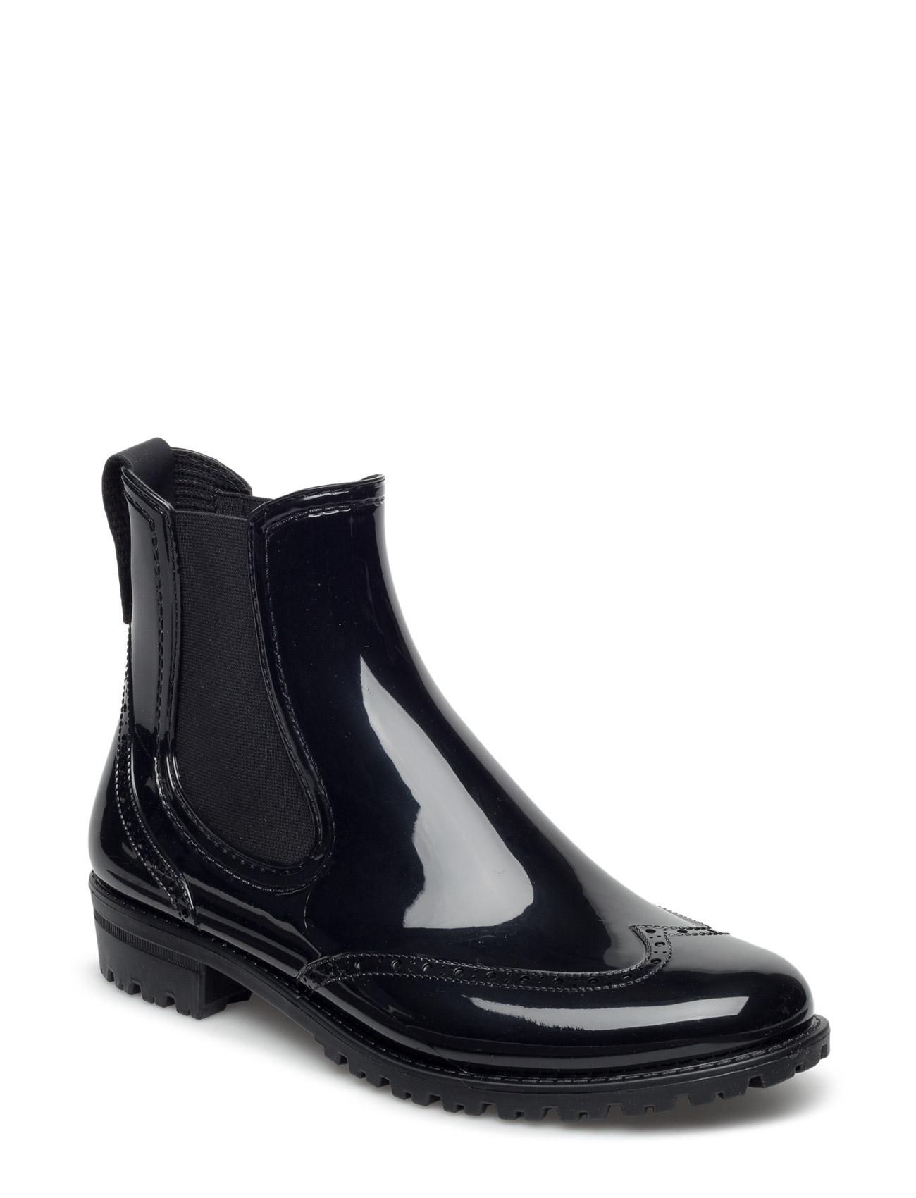 Rain Boots Billi Bi Støvler til Damer i Black Shiny 40