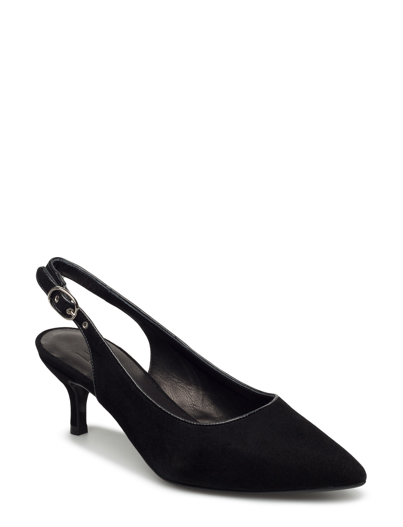 Pumps Billi Bi Stiletter til Damer i Black Suede 50