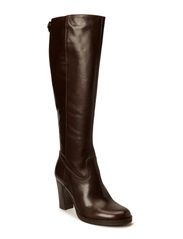 Long boot - Espresso calf 86