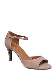 SANDALS - ROSE BLUSH METAL 9