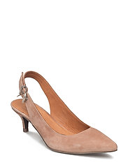 PUMPS - TWINE SUEDE 588