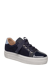 SHOES - NAVY PAT./MILITAR/SKY SUE.201