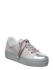 SHOES - SILVER/GREY NAPPA 373