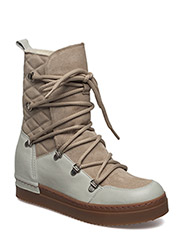 BOOTS - OFFWHITE TOMCAT/BEIGE SUEDE 85
