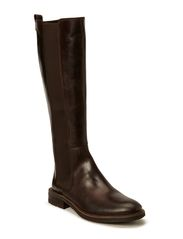 BOOTS - T.moro calf/elast brown 86