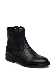BOOTS - WARM LINING - BLACK ELEPHANT 600