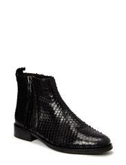BOOTS - Black missouri snake 300