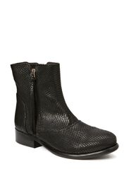 BOOTS - Black mustang snake 30 T