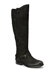 BOOTS - Black washed varese 40