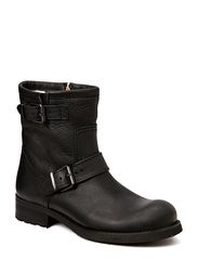 Biker boot - Black tomcat 80
