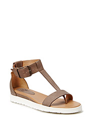 SANDALS - Taupe dakota 43