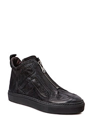SHOES - Black varese/black sole 90