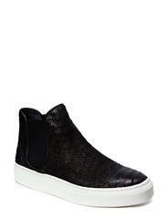 Sneakers - Black anaconda suede 500