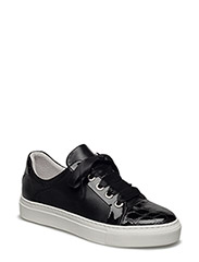 SHOES - BLACK CROCO PATENT/NAPPA 230