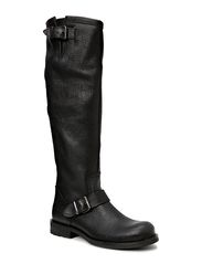 Long biker boot - BLACK TOMCAT 80