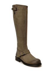 Long biker boot - Grey madeira/grafite 434