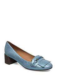 SHOES - LT.BLUE METAL 001